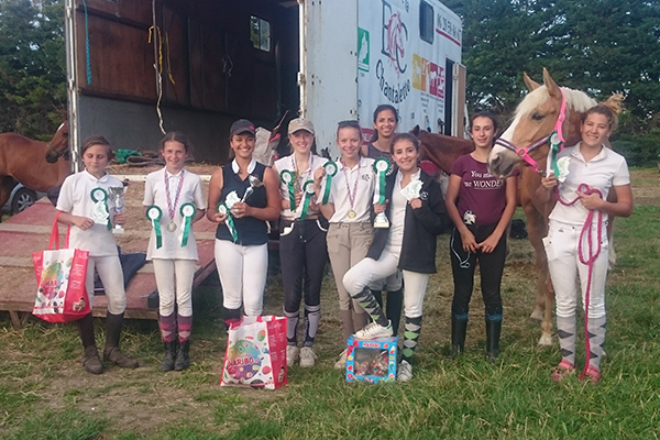 concours equestre club
