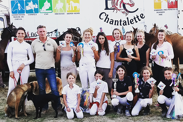 concours equitation