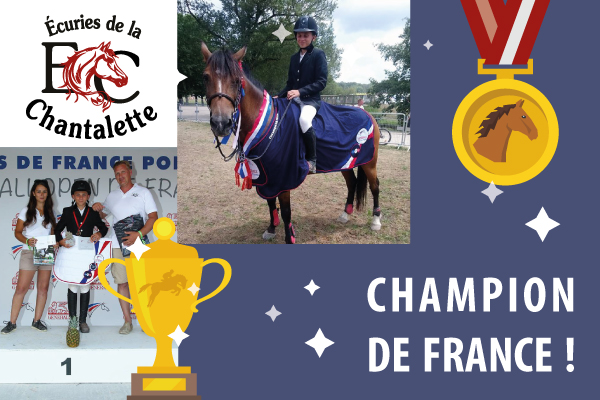 championnats de France dequitation
