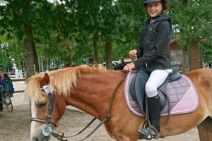 poney-club dressage le cailar